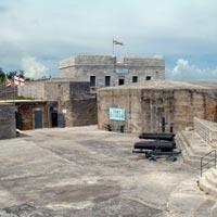 St Catherine Fort ( Bermuda ) in St Catherine's Island