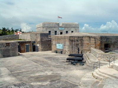 St Catherine Fort ( Bermuda ) in St Catherine's Island