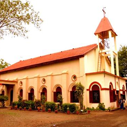 St. John's Catholic Church in Ahmednagar