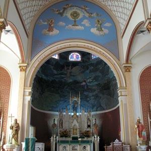 St. Johns Church in Mathura