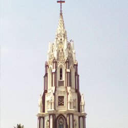 St. Marys Basilica in Bangalore