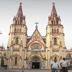 St. Mary's Cathedral Church in Madurai