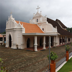 St. Mary's Orthodox Syrian Church in Kumarakom
