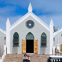 St Peters Church ( Bermuda) in Hamilton