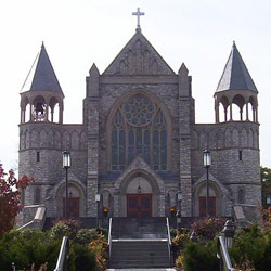 St. Theresa Catholic Church in Kalimpong