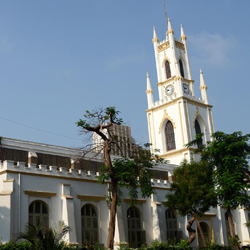 St. Thomas Cathedral in Mumbai