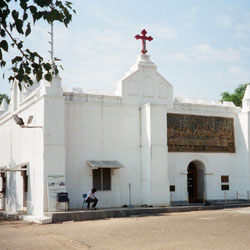 St.Thomas Mount in Chennai
