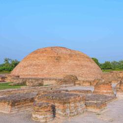 Stupa Complex in Balrampur