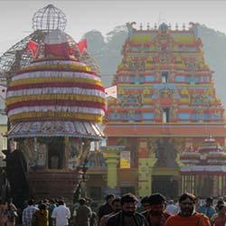 Subrahmanya Temple in Kodaikanal