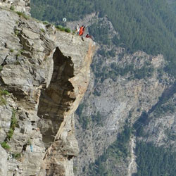 Suicide Point in Kalpa