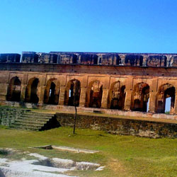 Sujanpur Fort  in Hamirpur