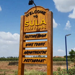 Sula Vineyard in Nashik