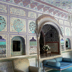 Sultan Mahal in Samode