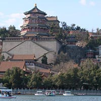 Summer Palace in