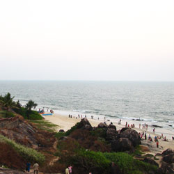 Suratkal Beach in Mangalore