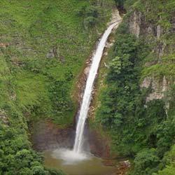 Sweet Falls in Shillong