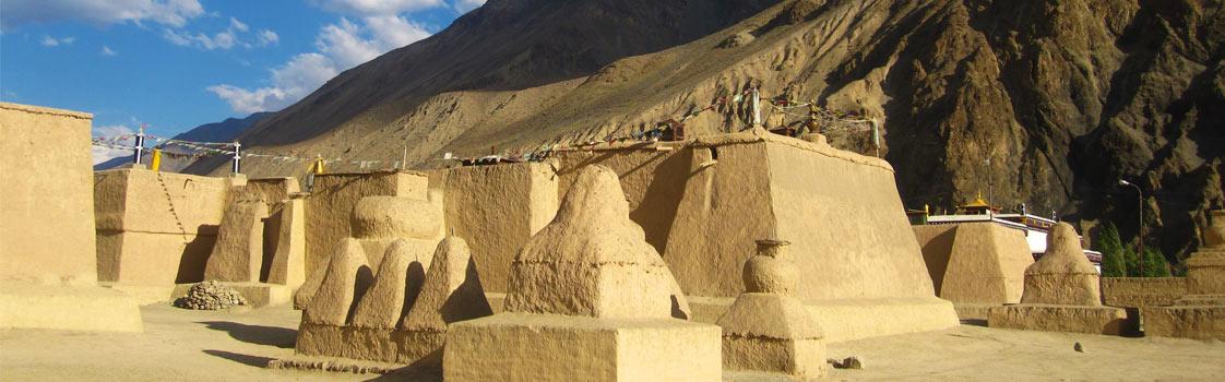 Tabo Monastery in Lahaul & Spiti