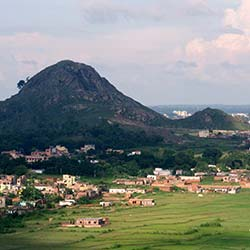 Tagore Hill in Ranchi
