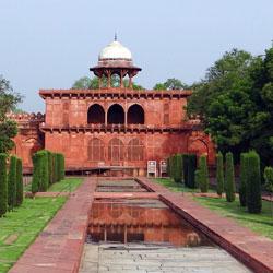 Taj Museum in Agra