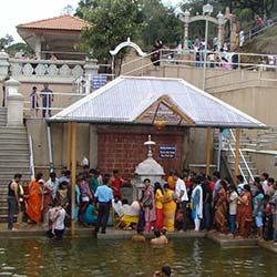 Talakaveri in Coorg