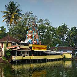 Tali Temple in Kozhikode Calicut