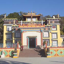 Tashi Jong Monastery in Palampur