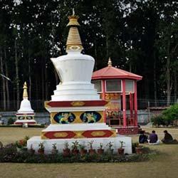 Tashi Kyil Monastery in Dehradun