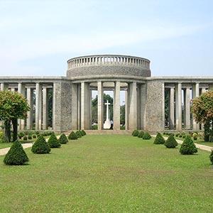 Taukkyan War Cemetery in Yangon
