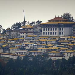 Tawang Monastery in Bomdila