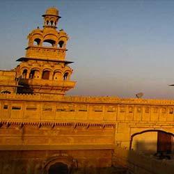 Tazia Tower in Jaisalmer