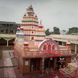 Temple of Shreenathji in Nathdwara