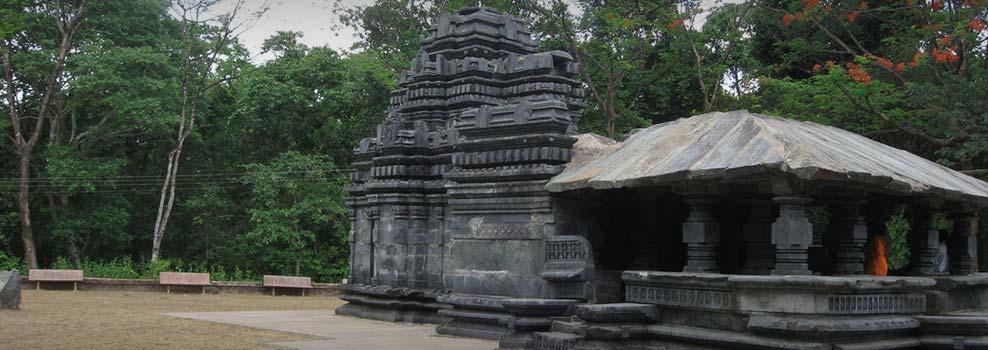 Temple of Shri Mahadev at Tambdi Suria