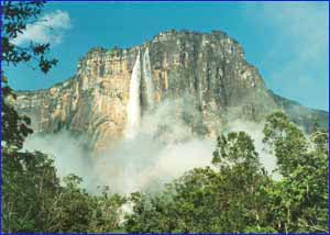 Tequendama Falls in