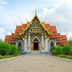 Thai Monastery in Bodhgaya