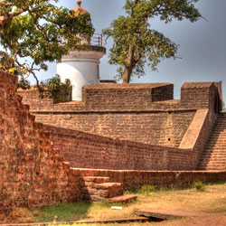 Thalasseri Fort in Kannur