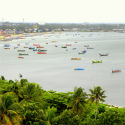 Thangassery in Kollam