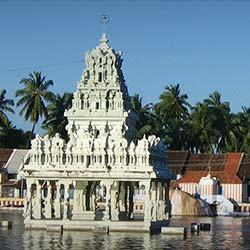 Thanumalayan Temple in Kanyakumari