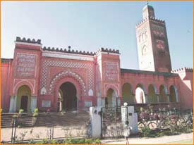Moorish Mosque in Patiala