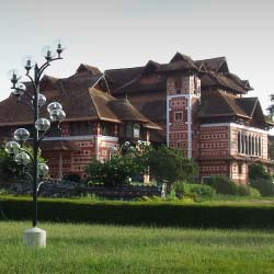 The Napier Museum in Trivandrum