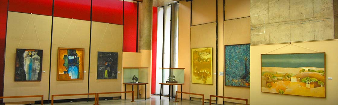 Theatres and Art Galleries