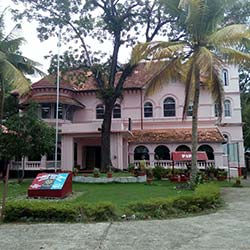 Thevalli Palace in Kollam