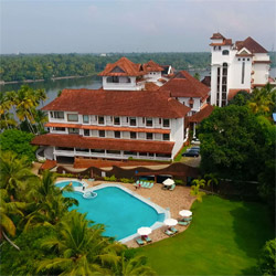 Thevally Palace in Kollam