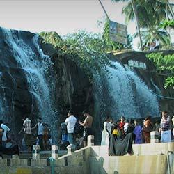 Thirparappu Falls in Kanyakumari