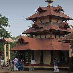 Thiruvalla Temple in Thiruvalla