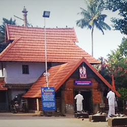 Thiruvallam Parasurama Temple in Kovalam