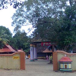 Thiruvizha Mahadevar Temple in Alappuzha/Alleppey
