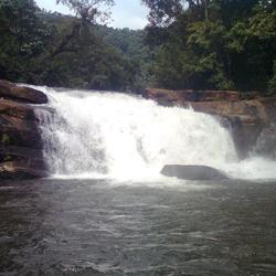 Thommankuthu Waterfalls in Idukki