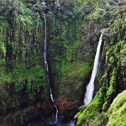 Thoseghar Waterfall in Satara