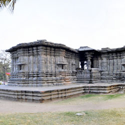 Thousand Pillar Temple in Warangal