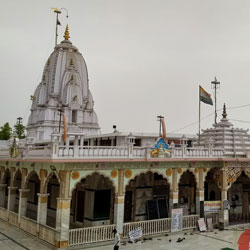 Tijara Jain Temple in Alwar